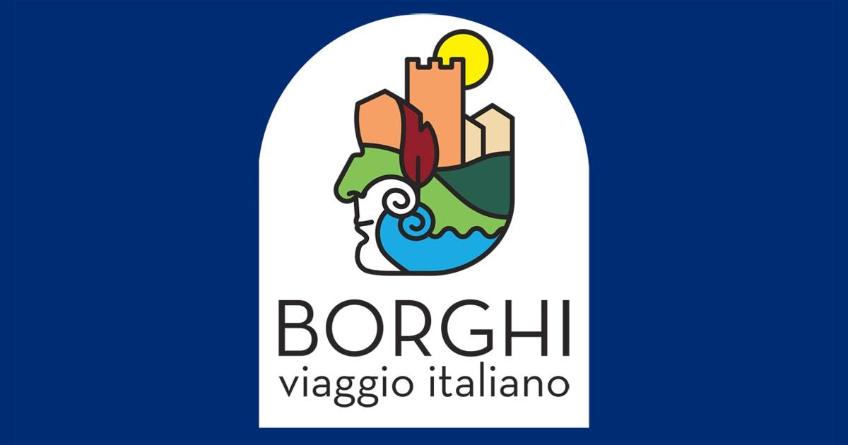 Borghi Viaggio italiano Logo