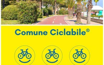 Tortoreto: quarta Bandiera Gialla FIAB e terzo Bike Smile