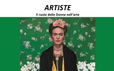 19 Giugno – Artiste | Il ruolo delle donne nell'arte